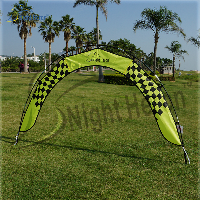 Night Heron Arched Race Gates 01 For Rc Quadcopters Fpv Racing