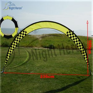 Night Heron FPV Race Arched Gates