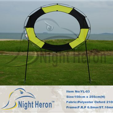Night Heron Circle Race Gate with hook