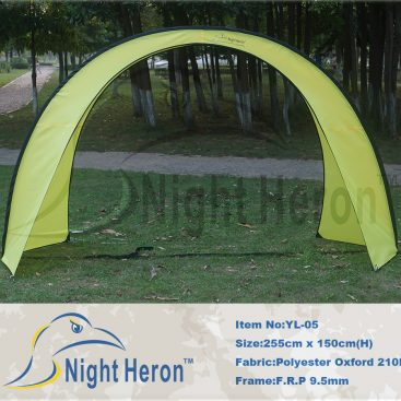 Night Heron FPV Arched Race Gates