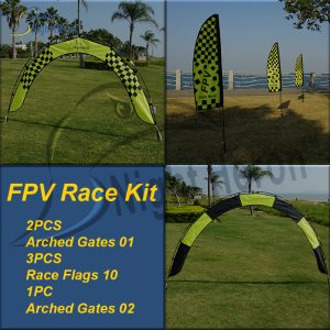 FPV RC Drone Race Gates kit