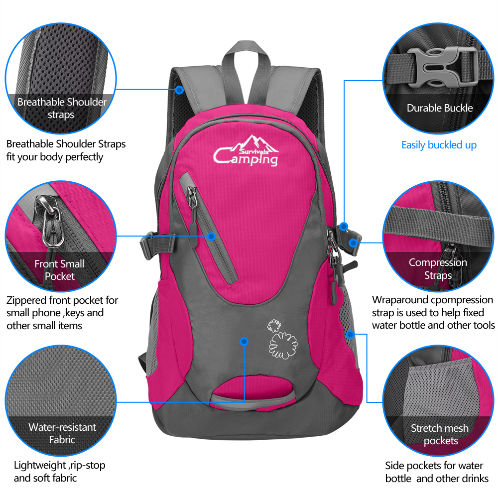 Youth Backpacking Backpack