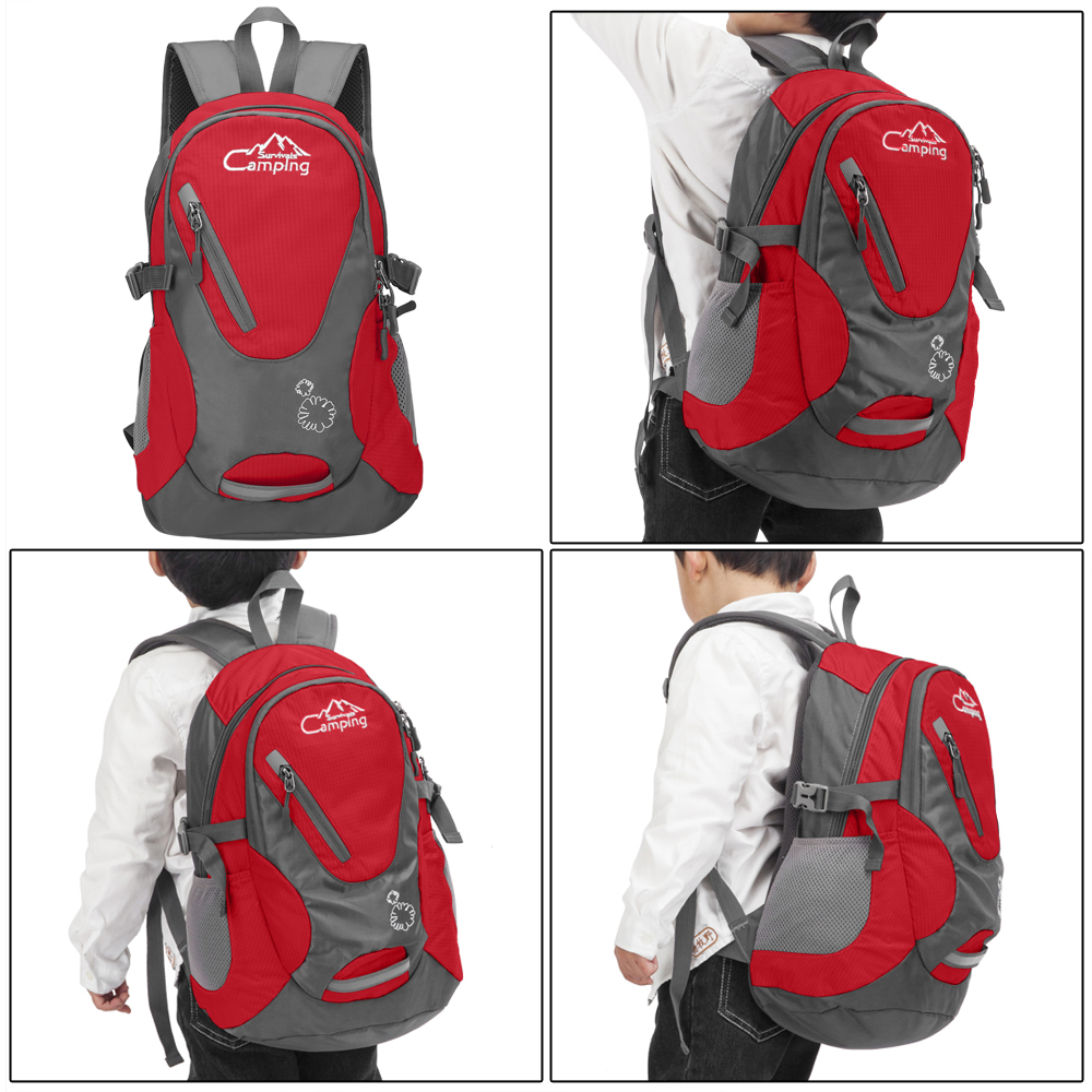 Superb bag for little backpackers